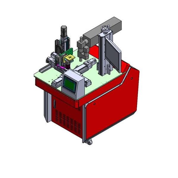 激光五轴自动焊接机