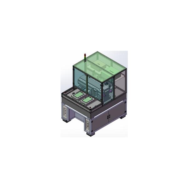 金属薄膜消融划线机