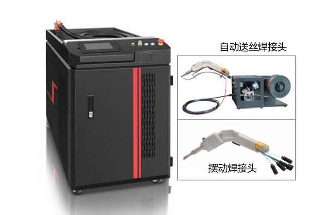 通风管金属管激光焊接设备